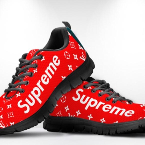 Shoes | Supreme Louis Vuitton Shoe